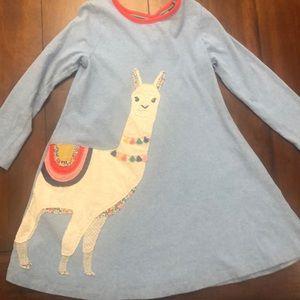 Mini Boden Llama Dress